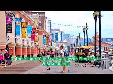 Things to Do in Atlantic City! TOP 7 Travel Guide Attractions