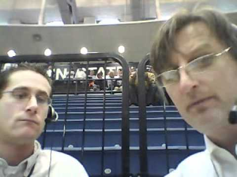 2011-01-30 Penn State vs Iowa Dual Preview #2 with Guy Cipriano, Centre Daily Times