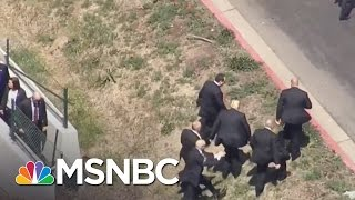 Video Donald Trump Forced To Walk To GOP Convention | MSNBC MP3, 3GP, MP4, WEBM, AVI, FLV November 2018