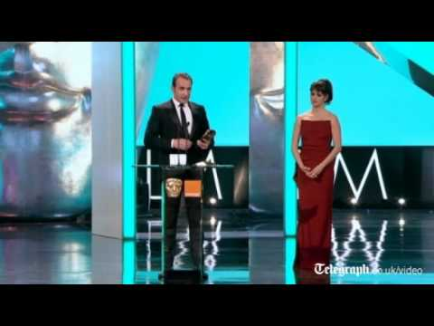 The Artist reigns supreme at Baftas 2012