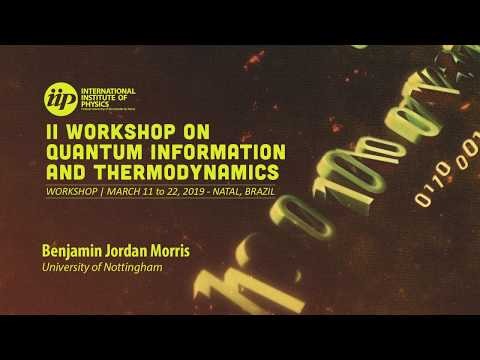 Assisted work distillation - Benjamin Jordan Morris