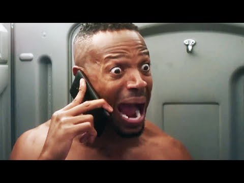 Naked Trailer 2017 Marlon Wayans, Regina Hall Movie - Official