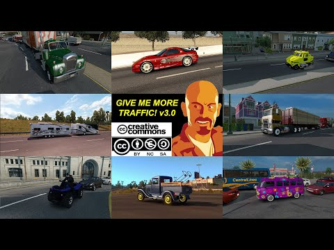 GIVE ME MORE TRAFFIC v3.0 1.28 - 1.29 - 1.30.x