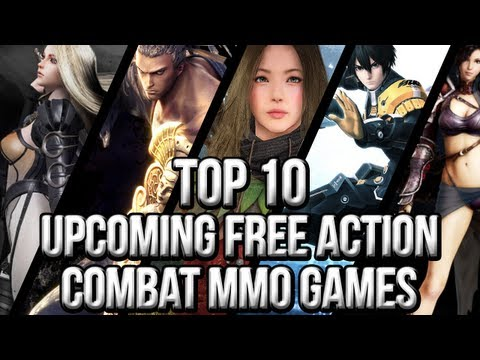 Mmo - http://www.freemmostation.com/ Top 10 Upcoming Free Action MMO Games (2013~2015): 10: Dragon Sword 9: Dragon Nest 2 8: Kritika Online 7: Phantasy Star Online...