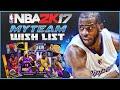 NBA 2K17 MyTeam Wishlist Part 1 - Must Have Fixes & Improvements!
