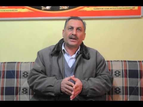 Traktör Kazasında Hayatını Kaybeden Mehmet Öztürk ile Söylesi