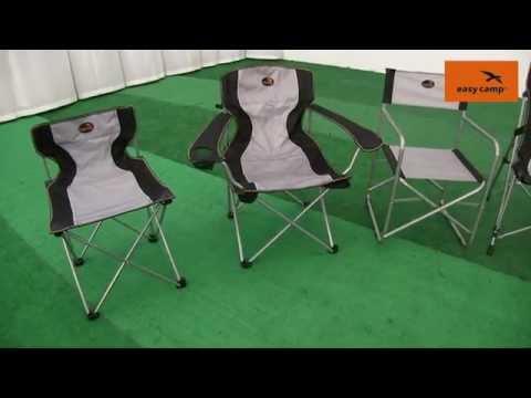 Відеоогляд стільця Easy Camp Director Chair