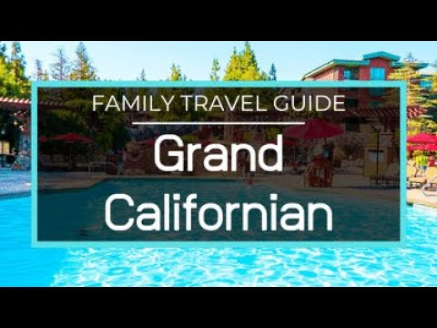 Grand Californian Room Tour - Disneyland Resort - 2017 Refurbished