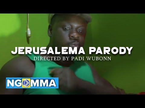MASTER KG - JERUSALEMA [Feat. NOMCEBO] Parody by PADI WUBONN