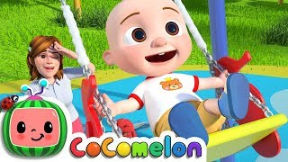 Video Yes Yes Playground Song | CoCoMelon Nursery Rhymes & Kids Songs MP3, 3GP, MP4, WEBM, AVI, FLV Januari 2019