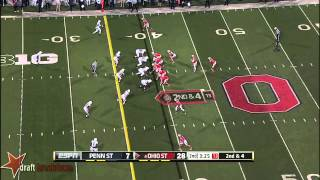 Mike Hull vs Ohio State (2013)