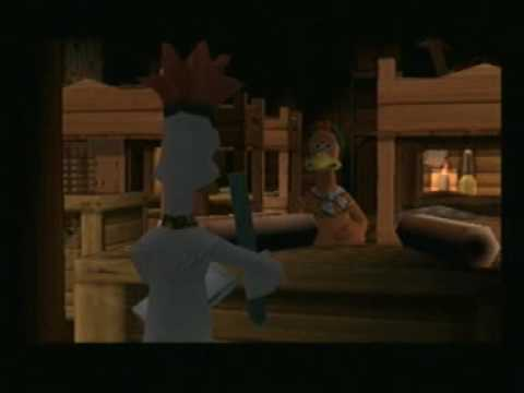 chicken run dreamcast walkthrough