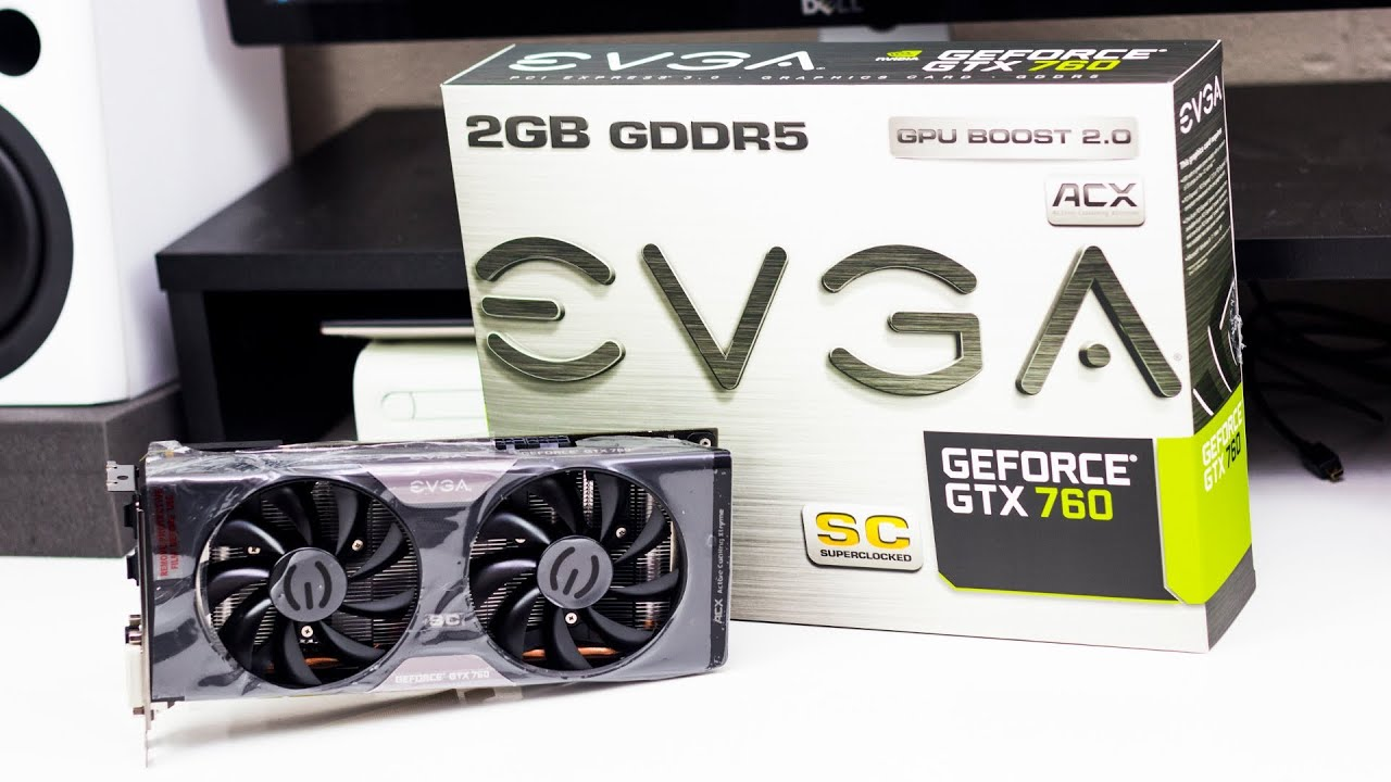 EVGA GeForce GTX 760 Superclocked Unboxing! [Video Editing Build 2013]