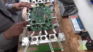 http://www.thebgareworkmachine.com/board-flex-rework/The BGA Rework Machine provides an amazing universal support system. Learn how to properly support a pcb board for safe and reliable reworking.