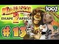 Madagascar Escape 2 Africa Walkthrough Part 13 x360 Ps3
