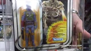 DVT Talks 07/06/17 LIVE - 1st 21 Back Kenner Star Wars AFA Graded Figures / PrototypesDallas Vintage Toys is a vintage toy store in Dallas Texas specializing in toys from the 70's, 80's ad 90's! The biggest genre of toys in the store is STAR WARS of which every generation from 1977-2015 is available and in stock! You have to stop by and see it for yourself at 12052 Forestgate Dr, Dallas TX 75243, Phone 214-827-7060, or visit them online at www.dallasvintagetoys.com - WE BUY TOYS!
