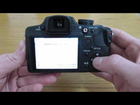 Panasonic Lumix DMC-FZ38 Preview