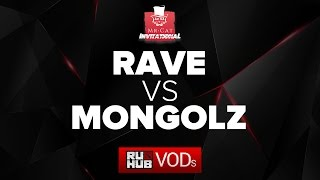 Mongolz vs Rave, game 1
