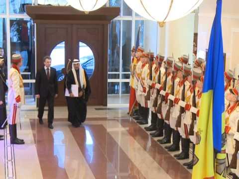 Președintele Nicolae Timofti a primit scrisorile de acreditare din partea ambasadorului statului Qatar, Mohammed bin Ali Mohammed Al-Maliki