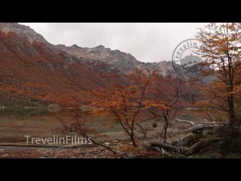 Lago Baguilt en Chubut: Mirá en este vídeo la belleza y la magia de su entorno