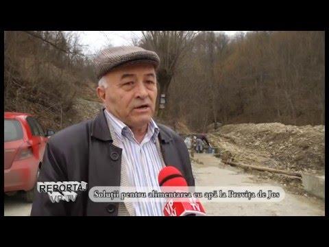 Emisiunea Reportaj VPTV – 19 februarie 2016 – Provița de Jos