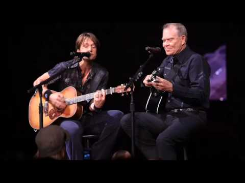 Keith Urban & Glen Campbell in Las Vegas (видео)