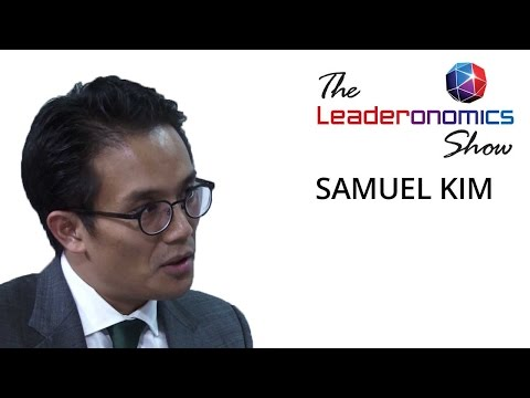 The Leaderonomics Show - Samuel Kim, CEO & Co-Founder of CALI