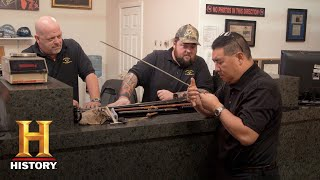 Video Pawn Stars: Rick Has Chumlee's Swords Appraised (Season 14) | History MP3, 3GP, MP4, WEBM, AVI, FLV Juli 2018