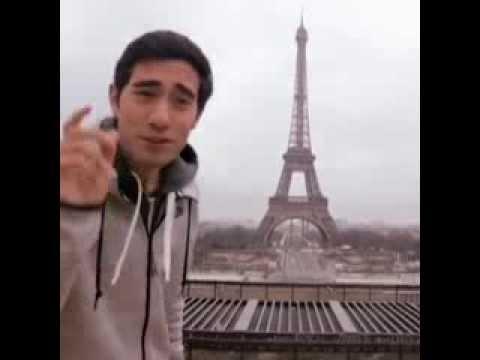 Clip ảo thuật không tưởng làm biến mất tháp Eiffel
