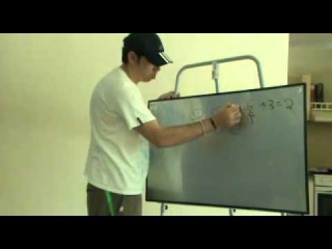 Aprender Matematicas – Divisiones Básicas