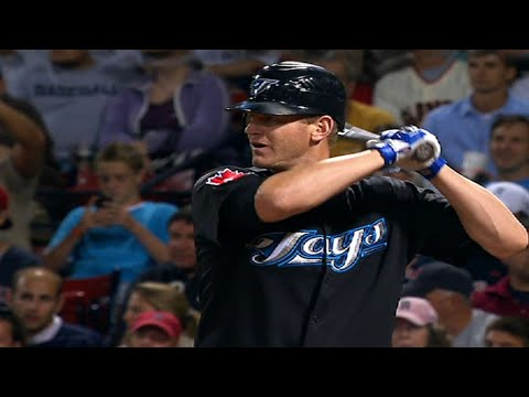 Video: Lyle Overbay collects four hits and seven RBIs