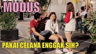 Video MODUS TERBARU || MENGELUS KEPALA CEWEK TAK DI KENAL BIKIN BAPER - Prank Indonesia MP3, 3GP, MP4, WEBM, AVI, FLV Februari 2019