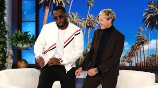 Video Sean 'Love' Combs Makes a Fashionably Late Entrance MP3, 3GP, MP4, WEBM, AVI, FLV Oktober 2018