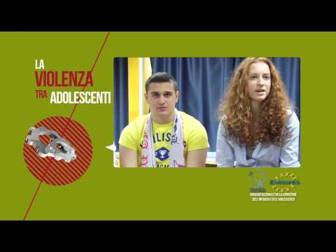 Violenza tra adolescenti