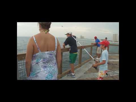 Navarre Beach Fishing Pier – July 2010