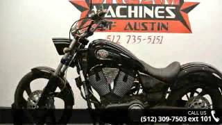 10. 2007 Victory Vegas 8-Ball  - Dream Machines Indian Motorc...