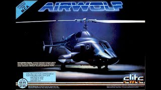 Airwolf (Commodore 64 Emulated) by 20thcenturygaming