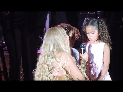 Video Mariah Carey Always Be My Baby (with Monroe Carey) Don't Forget About Us Live at Hollywood Bowl download in MP3, 3GP, MP4, WEBM, AVI, FLV January 2017