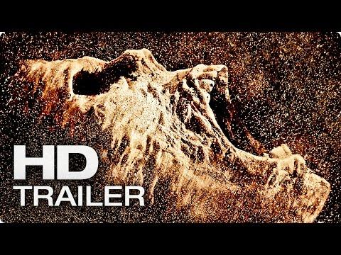 THE PYRAMID Trailer Deutsch German | Horror 2015 [HD]