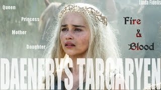 This video is a property of HBO. No copyright infringement intended. This is a video i made about Daenerys, about her titles because i am such a great fan !!...