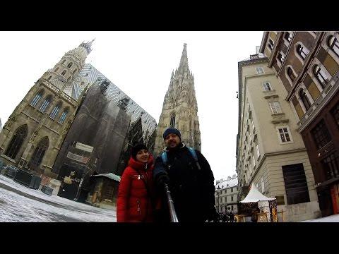 Новый год 2016 в Праге (видео)