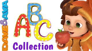 Video The Phonics Song | ABC Song Collection | YouTube Nursery Rhymes from Dave and Ava MP3, 3GP, MP4, WEBM, AVI, FLV September 2019
