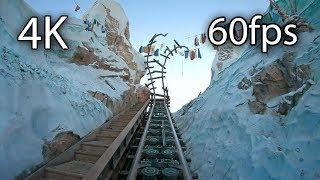 Video Expedition Everest front seat on-ride 4K POV @60fps Disney's Animal Kingdom MP3, 3GP, MP4, WEBM, AVI, FLV Februari 2019