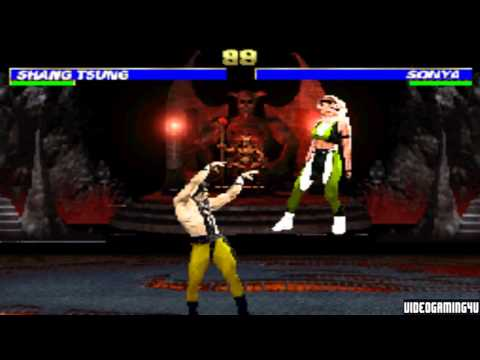 ultimate mortal kombat nintendo ds review