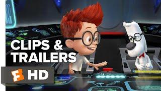 Mr. Peabody & Sherman ALL Clips + Trailers (2014)   Fandango Family