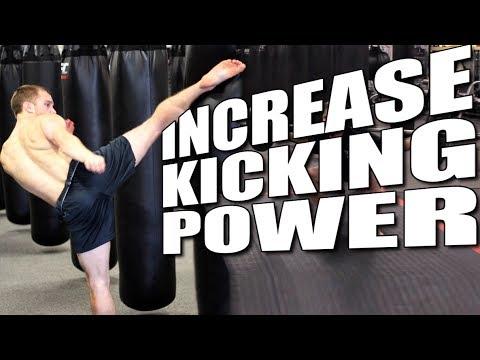 3 Exercises to Increase Kicking Power