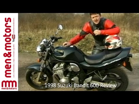 Suzuki bandit 1998 г.в фото