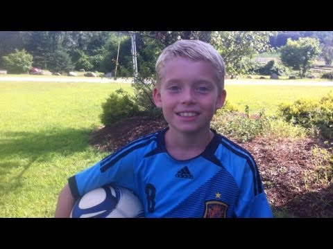 soccer - Soccer trick shots by Cody Lunn (remi gillard style) with game footage. This is cody's second soccer shot video. Cody enjoys challenging himself to make craz...