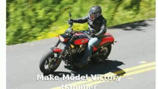 2. Victory Hammer S  superbike motorbike Features Specs Specification Top Speed Transmission