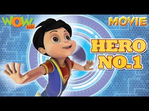 HERO No.1 - Vir The Robot Boy - Movie as on Hungama Tv - ENGLISH, SPANISH & FRENCH SUBTITLES!
